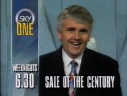 Sky One promo - Sale of the Century - 1992