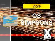 TN Xtra promo - Os Simpsons (1998)