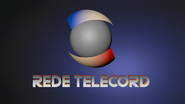 Rede Telecord ID - 1995 - Blue - 2013 remake