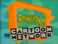 Boomerang from Cartoon Network first ID