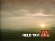 McDonald's URA TVC - Field Trip - 12-21-1987 - 1