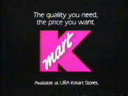 Kmart URA - Jacklyn Smith Holiday Collection TVC 1991 - Part 2