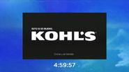 Telemundo clock - Kohl's (2017)