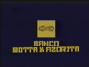 Banco Motta & Azorita TVC 1993