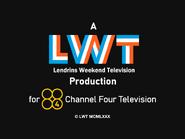 LWT Channel 4 endcap 1980
