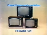 Philco Ford PS TVC 1976