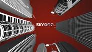 Sky One ID - Buildings - Red - 2005
