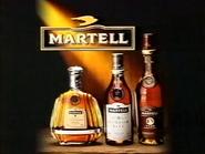 CH8 sponsor billboard - Martell - 1996