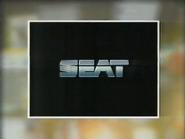 SRT sponsorship billboard - SEAT - 1997