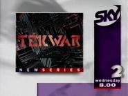 Sky 2 promo - Tekwar - 1996
