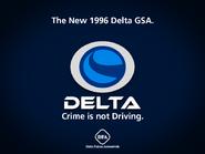 Delta GSA 1996 TVC