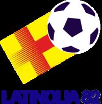 Latinolia FFAI World Cup 1982 Logo