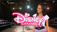 Disney Channel ID - China Anne McClain (2014)