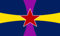 Flag of Second Dovalian Republic