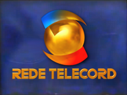 Rede Telecord ID - Late 1998