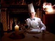 Sky One - Christmas 1998 ID - Chef
