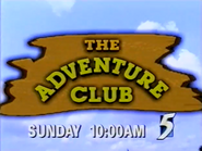 CH5 promo - The Adventure Club - 1997