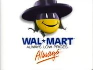 Walmart URA TVC - September 30, 2001