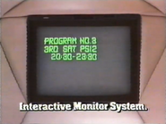 AKAI Interactive Monitor System GH TVC 1985