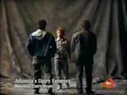 Atlansia's Dairy Farmers TVC 1987