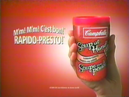 Campbells Soup at Hand Quillec TVC 2006 - 2