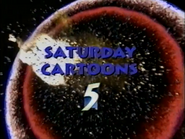 CH5 promo - Saturday Cartoons - 1997