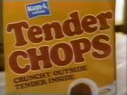 Tender Chops TVC 1988 - 1