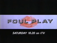 ITV promo Foul Play 1986