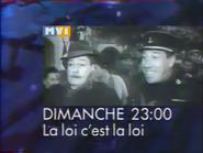 MV1 La Loi C'est La Loi promo 1990 B