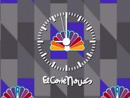 NBC - El Corte Noves clock (1983)