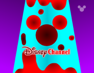 Disney Channel ID - Lava Lamp (2000)