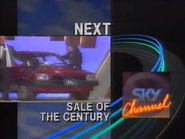 Sky Channel promo - Sale of the Century - 1989