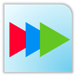 Ybc player bb10 app icon