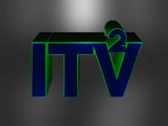 ITV2 ID - Night time - 1986