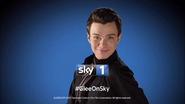 Sky 1 breakbumper - Glee - 2012 - 3
