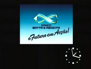 SRT - Banco Motta & Azorita clock (1990)