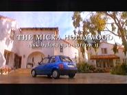 Hokusan Micra Hollywood TVC AS 1995
