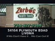 Zerbo's Health Foods TVC 2001