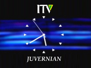 Juvernian clock 1989