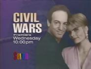 Seven promo - Civil Wars - 1992