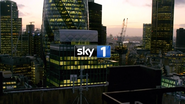 Sky 1 ID - 24 - Live Another Day - 2014