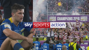 Sky Sports Action ID 2017