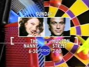 TBC The Nanny Hudson Street promo 1996