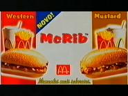 McDonald's South Matamah TVC - McRib (1999)