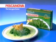 Pescanova Spinach TVC - 1999 - Hisqaida