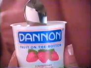 Dannon URA TVC 1991 - 1