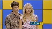 ITV1 - Kelvin Fletcher and Sammy Winward