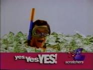 Lissouri Lottery - Funner Summer Giveaway TVC 1994 - 2