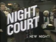 NBC promo - Night Court - 3-25-1987