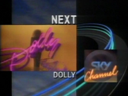 Sky Channel promo - Dolly - 1989 - 2